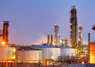 Midstream Company Benefits from Embedded Team